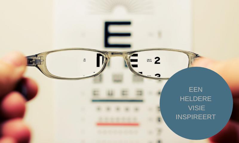 Scherp zien door een bril